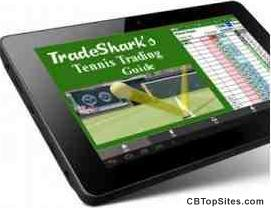 TradeSharkTennis Trading. Make money on Betfair. strategies and advice. Each strategy explained.