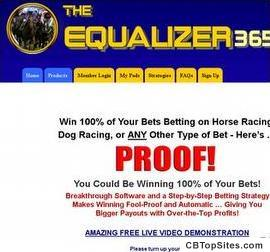 How to WIN Every Horse Race! | Equalizer365.com