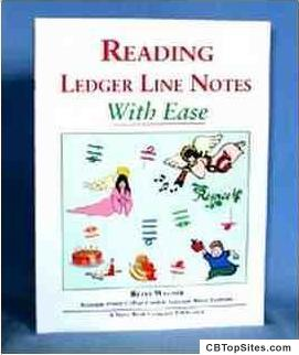 Read Ledger Line Notes, How to Read Ledger Lines, Reading Ledger Line Notes