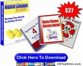 The Master Cleanse Book Everyone's Raving About