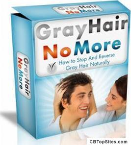 Gray Hair No More - How to Stop And Reverse Gray Hair Naturally