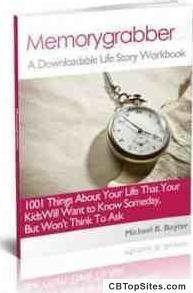 Write Your Lifestory With the Help of a Fill-in-the-Blank Workbook