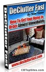 Declutter Fast - How To Declutter Your Home FAST
