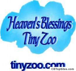 The Tiny Zoo Store – The official store for Heaven's Blessings Tiny Zoo
