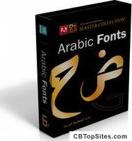Arabic Fonts Master Collection