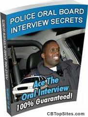 Police Oral Board Interview Secrets PDF - Sample Interview Questions