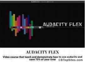 How to use audacity Get 750 SFX