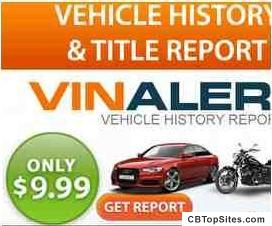 VINAlert.Com - $9.99 VIN SEARCH, Carfax Report Alternative, Free VIN Check, NMVTIS Vehicle History