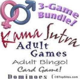 The Kama Sutra Adult Bingo: The Adult Board Game for Mature Players!