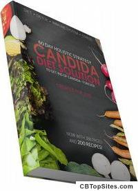 Candida Diet Solution - 60-Day Long Anti-Candida Strategy | 388 pages and 200 recipes