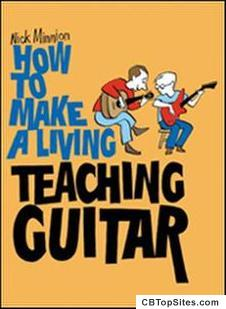 TEACHGUITAR.com HOME PAGE - Could YOU earn a living from your ability to play guitar?
