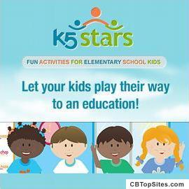 K5 Stars - Don't let your kids fall behind! - Educational Games for Kids.