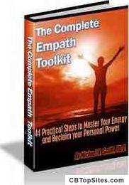 The Complete Empath Toolkit Official Site - Dr. Michael R. Smith - #1 eBook for Highly Sensitive People and Empaths
