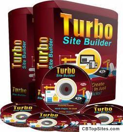 Turbo Site Builder Software | Resale Rights
