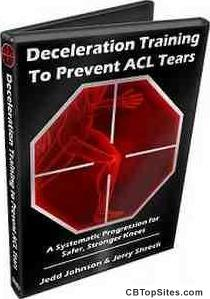How to Prevent ACL Tears - Drills to Train Deceleration - How to Develop Safer, Stronger Knees to Prevent Knee Injuries