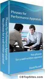 Phrases For Performance Appraisals