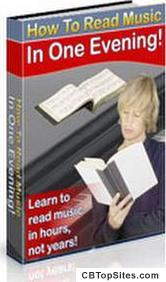 Read music fast!