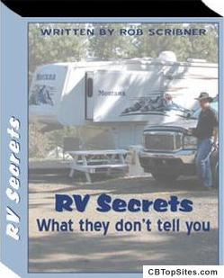 RV Secrets - What they do not tell you