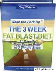 3 Week Fat Blast Diet
