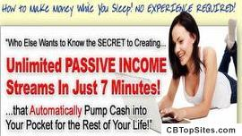 Unlimited Passive Income Streams in 7 Minutes!