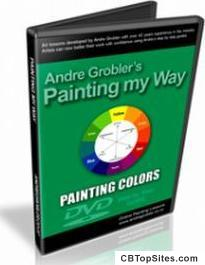 Online Painting Lessons | Andre Grobler