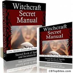 Withcraft secret manual