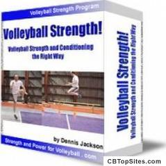 Develop Volleyball Strength