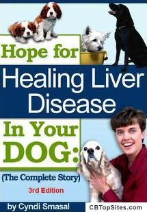 Hope for Healing Liver Desease In Your DOG - 3rd Edition (2012)