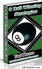 8 Ball Winning Strategies. Learn to Play 8 Ball Pool Online.