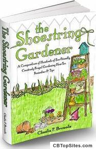 Eco-Friendly Gardening Techniques | Frugal Gardening | The Shoestring Gardener