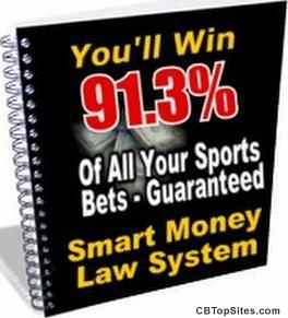 Win 91.3% of All Your Sports Bets In 70 Seconds!