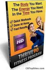 Thrive90 Fitness | Thrive90 Fitness Program