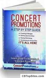 How to become a concert promoter