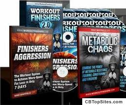 Workout Finishers - Your Final Battle Against Fat Finishes Here